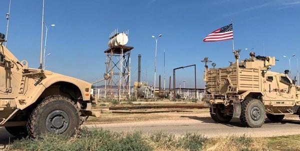 استقرار  آمریکا در شرق سوریه پدافند هوایی پس از حملات راکتی و پهپادی پیدرپی