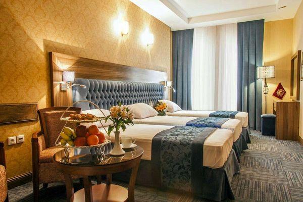 آشنایی با سه هتل مشهد و امکانات آنها