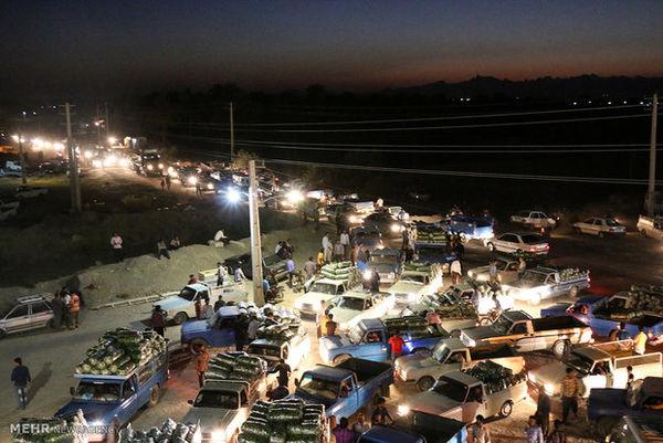 ترافیک در ورودی های پایتخت سنگین است
