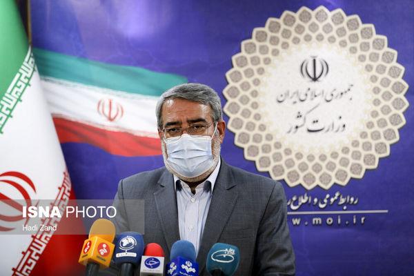وزیر کشور: توافق همکاری ایران و چین باید در دولت و مجلس تصویب شود