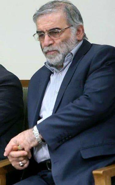 آبسرد دماوند؛ دقایقی بعد از ترور محسن فخریزاده + فیلم
