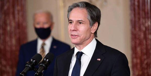 وزیر خارجه آمریکا: به حمایت از اسرائیل متعهدیم