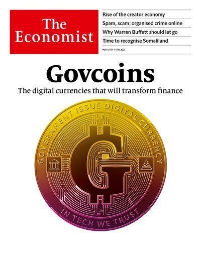 خبر مهم اکونومیست درباره ارزهای دیجیتال؛ منتظر اتفاق بزرگی باشید