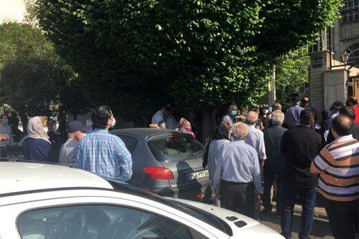 توضیح سخنگوی ستاد مقابله با کرونا درباره ازدحام در مراکز واکسیناسیون تهران