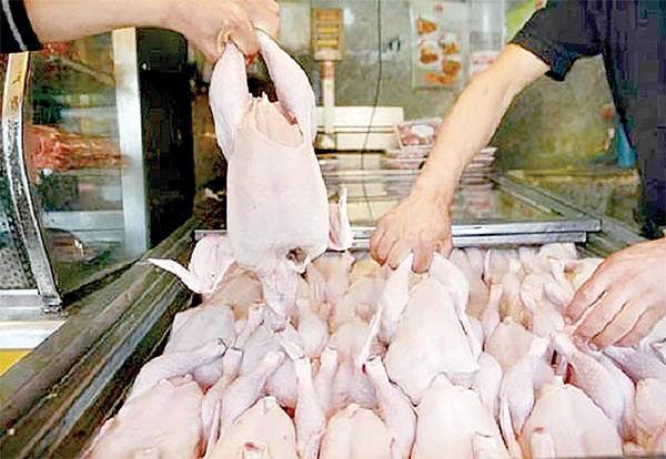 تغییر جزئی ذائقه تقاضای گوشت سفید
