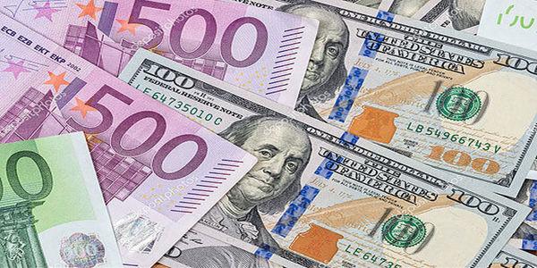 اُفت دلار/ یورو به کانال 31 هزار تومان وارد شد