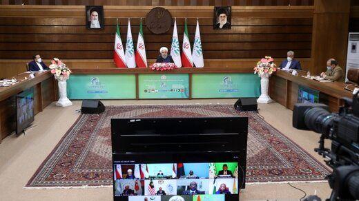 روحانی: تقویت چند جانبهگرایی از اولویتهای مهم ایران است