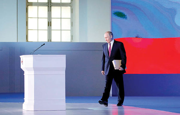 پوتین به دنبال تنظیم دوباره روابط روسیه و آمریکا