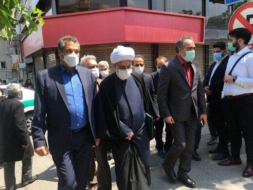 محسن رهامی در انتخابات ثبت نام کرد