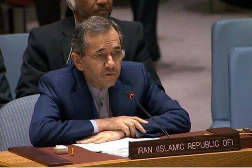 تختروانچی: آمریکا مشغول غارت نفت و ثروت مردم سوریه است