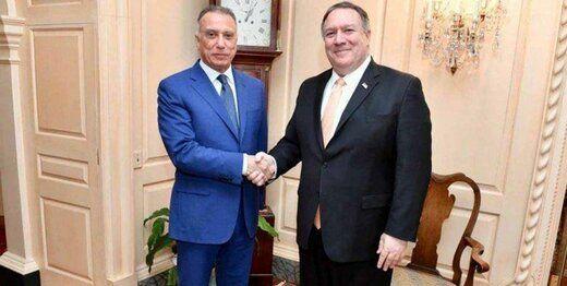 پمپئو: هرگز بغداد را به اقدام نظامی تهدید نکردیم!