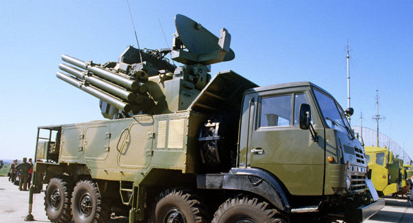 آمریکا سامانه موشکی روسی در لیبی را دزدید