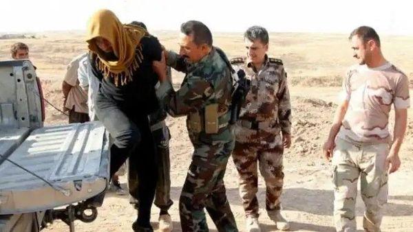 به هلاکت رسیدن سه داعشی در عملیات ضد تروریستی نیروهای عراقی