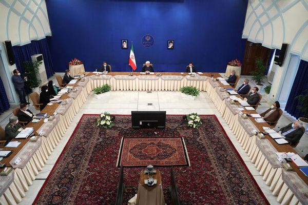 جلسه فوقالعاده هیئت دولت درباره بودجه ۱۴۰۰