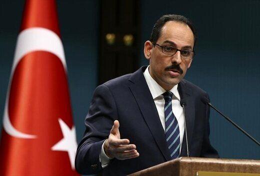 واکنش ترکیه به برقراری آتشبس بین آذربایجان و ارمنستان
