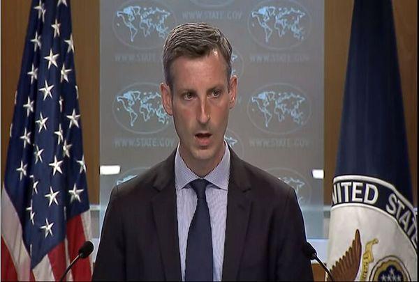 ادعای تازه آمریکا درباره تحریم های ایران