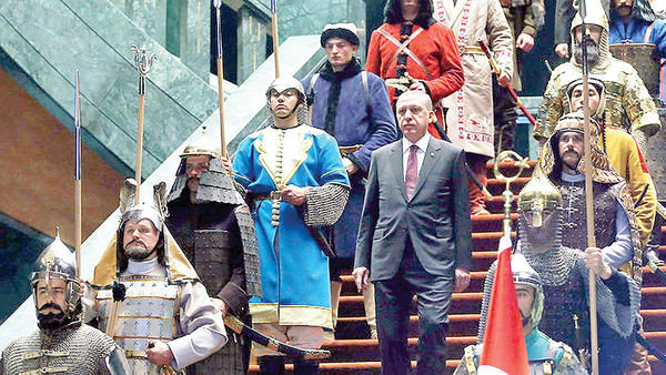 سوخت گازی؛ رویای عثمانی اردوغان