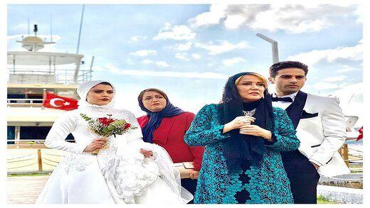 «ملکه گدایان» از تهران به ترکیه رفت