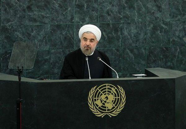 جزئیات هشتمین سخنرانی روحانی در سازمان ملل
