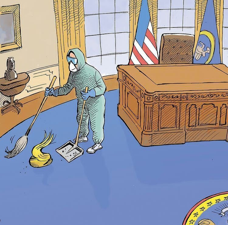 شی کشف شده در اتاق ترامپ را ببینید!