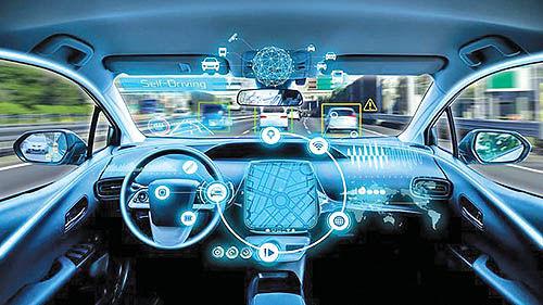 فناوری سامسونگ در خدمت خودروسازی
