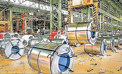 عبور از مرز تولید 5/ 4 میلیون تن محصولات پوششدار