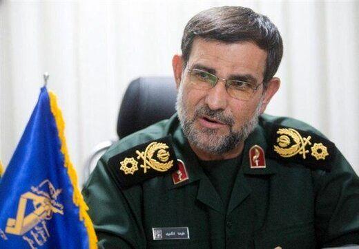 پیام فرمانده نیروی دریایی سپاه خطاب به دشمنان