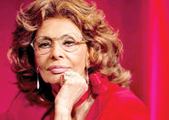 بازگشت سوفیا لورن به سینما در ۸۶ سالگی