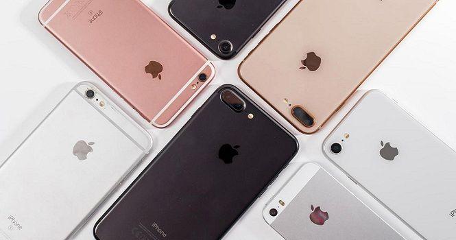 قیمت گوشی های اپل