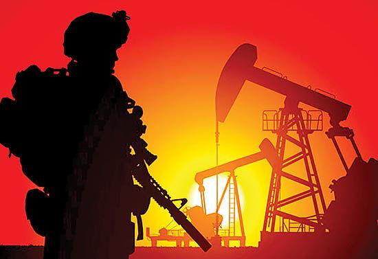 مناطق لرزان بازار نفت 2019