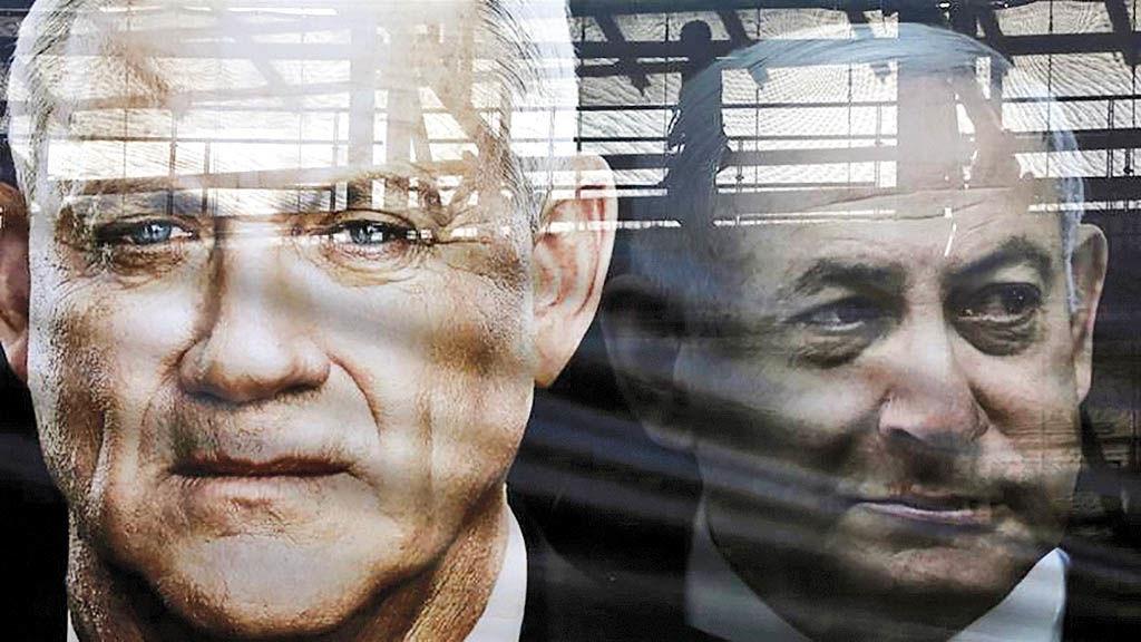اسرائیل در آستانه ائتلاف نتانیاهو و گانتس؟