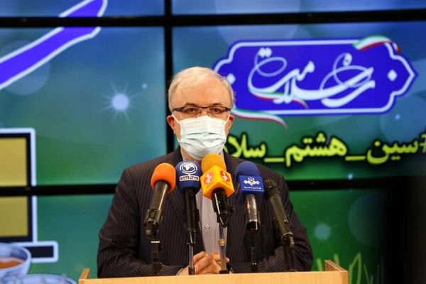 خبر خوش وزیر بهداشت از پیشرفت ایران در زمینه واکسن کرونا