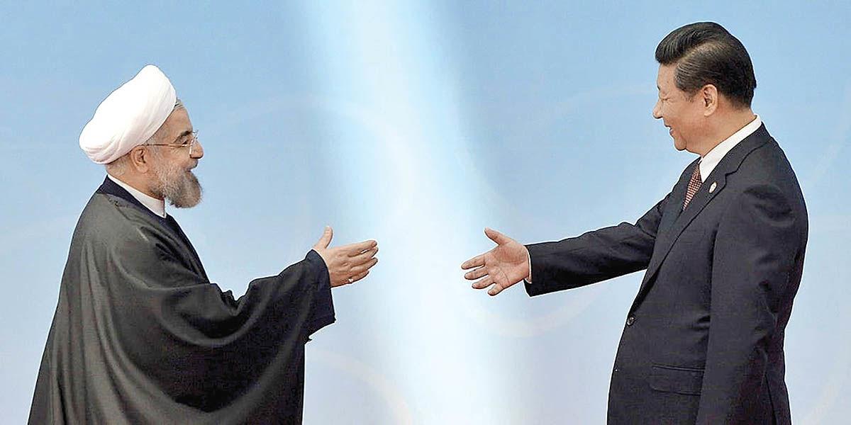 آمریکا و توافق ایران با چین