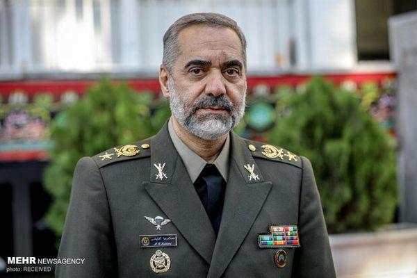 واکنش وزیر ددفاع به یاوهگوییهای سران صهیونیست/ هزینه سنگینی میدهید