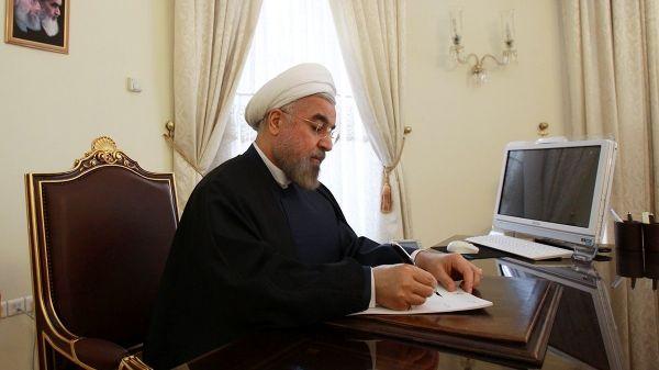 قدردانی روحانی ازدست اندرکاران طرح انتقال آب خلیج فارس ودریای عمان