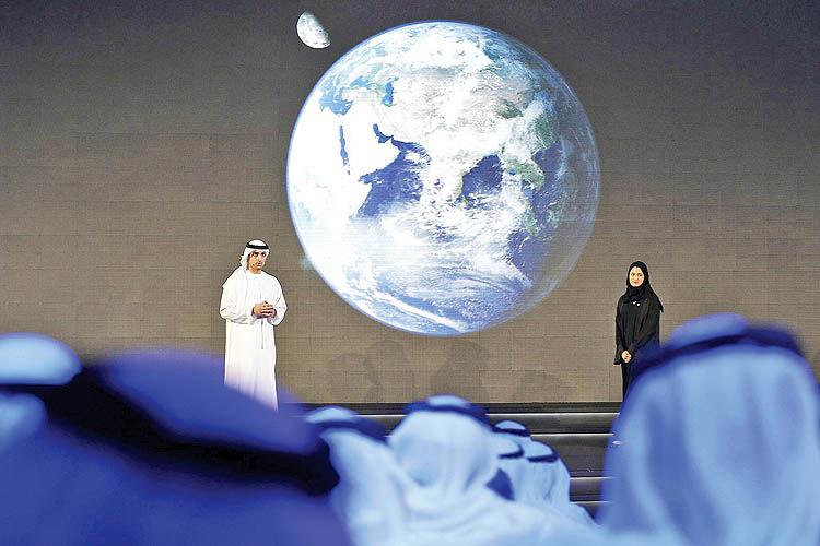 طراح ایرانی پروژه فضایی امارات