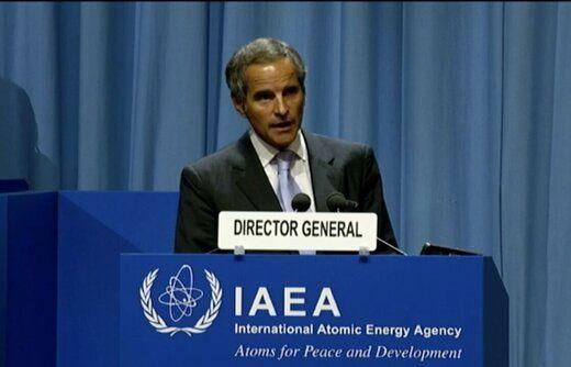 اظهارات مهم گروسی درباره برنامه هسته ای ایران