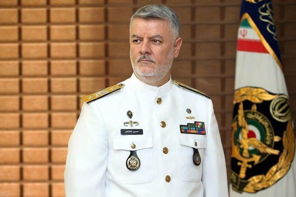 پیام فرمانده نیروی دریایی ارتش به آمریکایی ها: پاسخ هر خطایی را قاطع خواهیم داد
