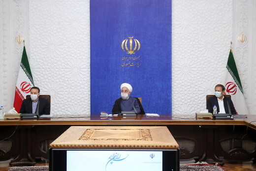 روحانی: نقشه راه اقتصادی کشور در هفته دولت اعلام میشود