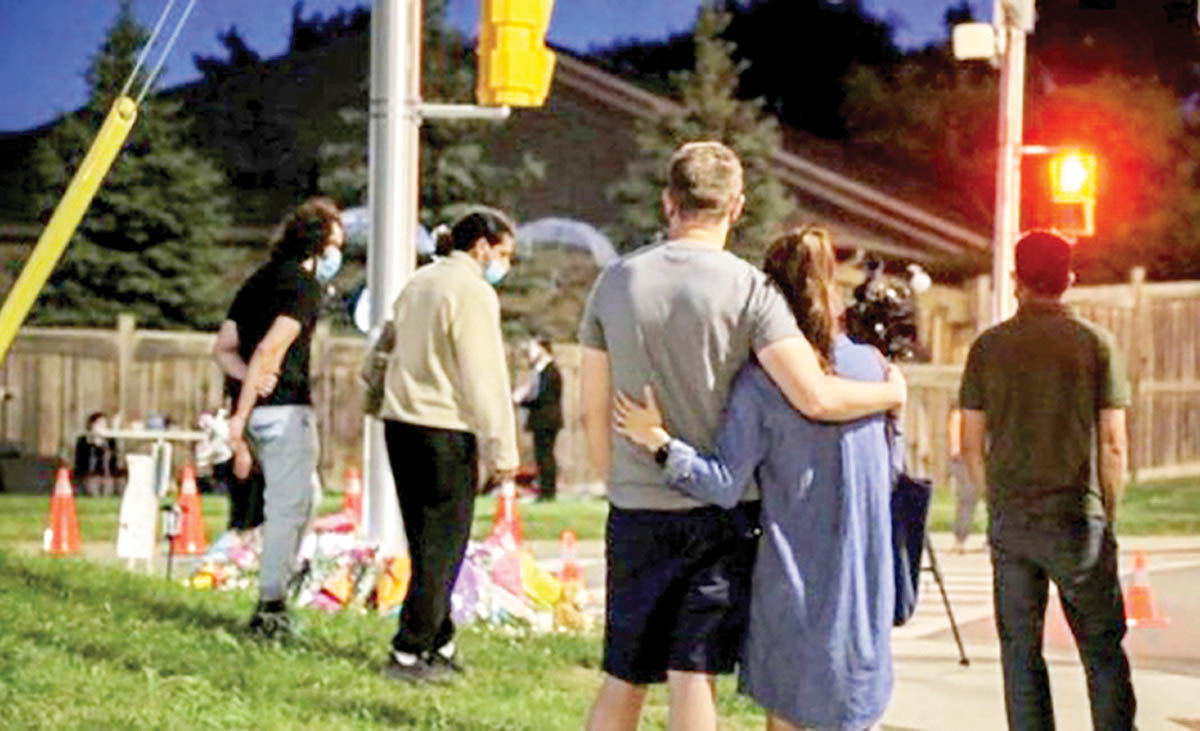 حمله تروریستی در کانادا