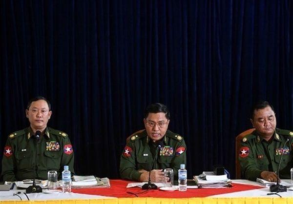 دستور ارتش میانمار برای مسدود شدن «فیسبوک»