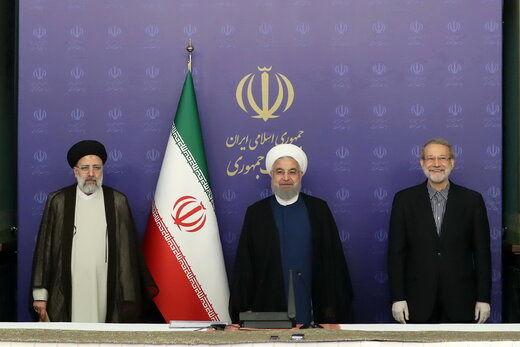 روحانی: قطعاً لاریجانی در دیگر عرصه های نظام فعال خواهد بود