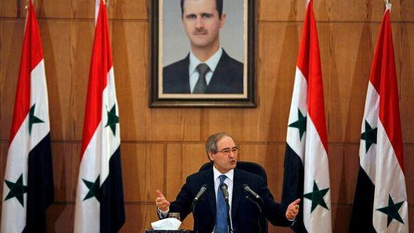 سوریه: ایران قدرت مقابله با جنایت های رژیم صهیونیستی را دارد