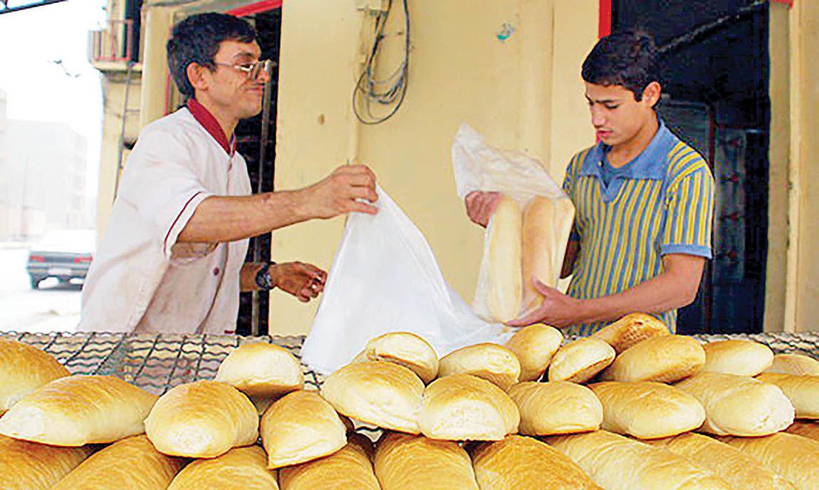 نان باگت جایگزین نان سنتی شد