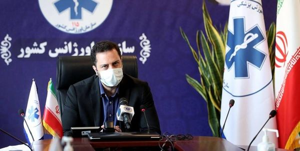 سرپرست سازمان اورژانس کشور استعفا داد