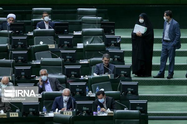 اعلام وصول دو سوال ملی از وزیر صمت در مجلس