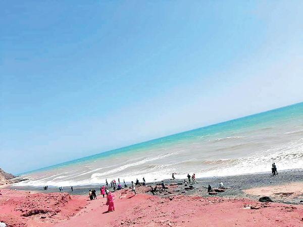 سفر به بهشت خلیجفارس