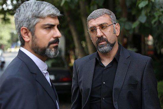 ببینید | علی انصاریان در سریالهای تلویزیونی