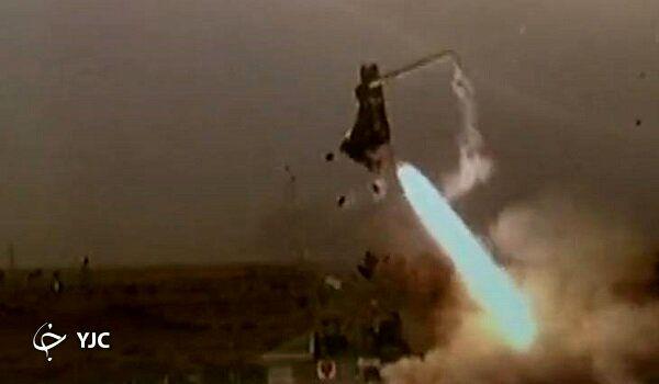 این جنگنده پیشرفته ایرانی پیام ارزی ۷/۵ میلیون دلاری به دشمنان داد +تصاویر