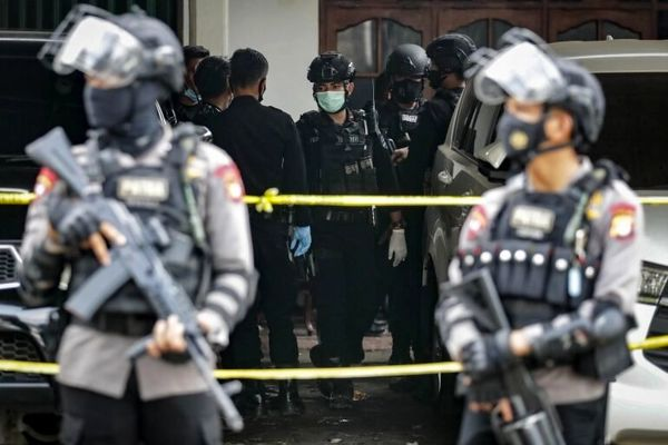 حمله تروریستی مرگبار در اندونزی